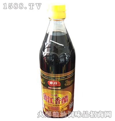 一级镇江香醋-春丹