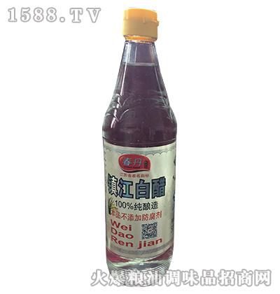 镇江白醋瓶装-春丹