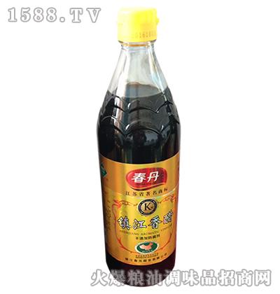 春丹镇江香醋瓶装-春丹