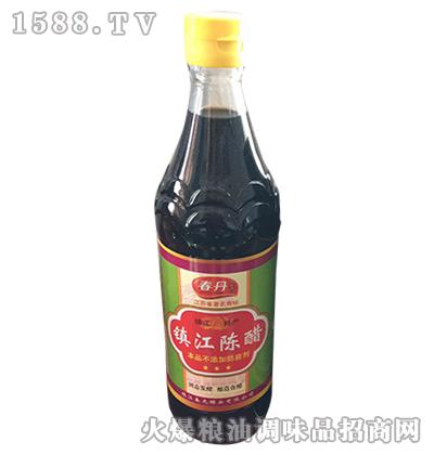 镇江陈醋瓶装-春丹
