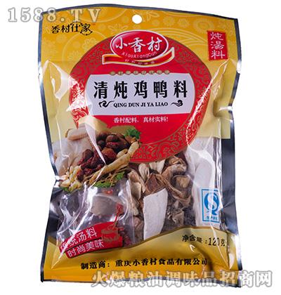 清炖鸡鸭料120克-小香村