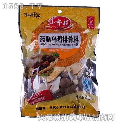 药膳乌鸡排骨料108克-小香村1