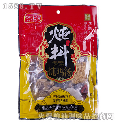 炖鸡汤炖料108克-小香村