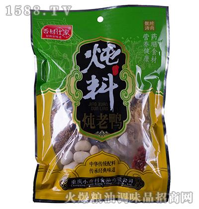 炖老鸭炖料108克-小香村