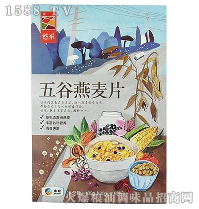 五谷燕麦片480g-中粮悠采