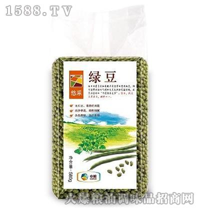 绿豆580g-中粮悠采