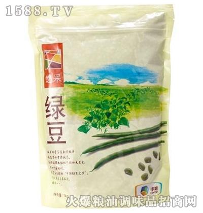 绿豆1kg-中粮悠采