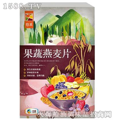 果蔬燕麦片480g-中粮悠采