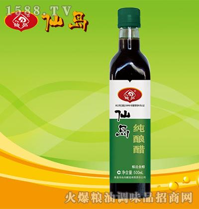 纯酿醋500ml-仙岛