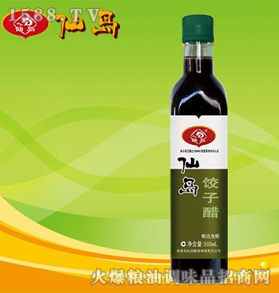 饺子醋500ml-仙岛