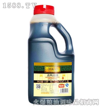 蒸鱼豉油1.9升-钮福记