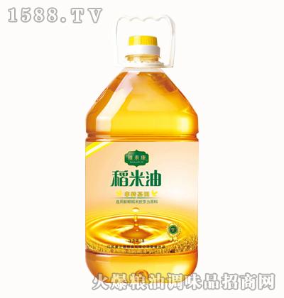 非转基因稻米油5L-雅来康