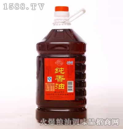 新虹纯香油5L-新虹