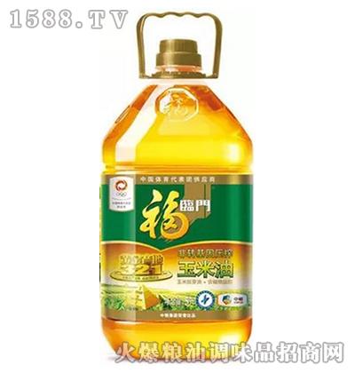 玉米油5L-福临门