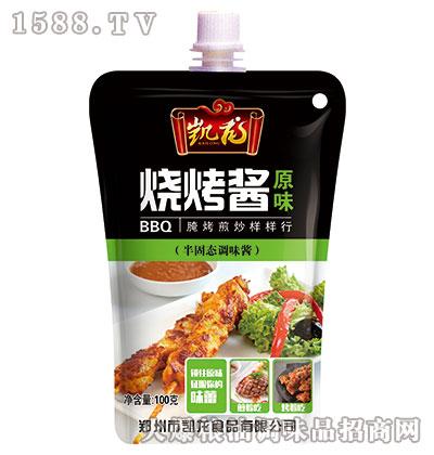 凯龙原味烧烤酱100g