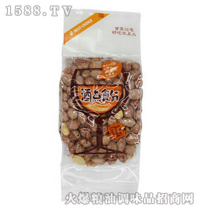 花生米(香辣味)180克-酒点食分