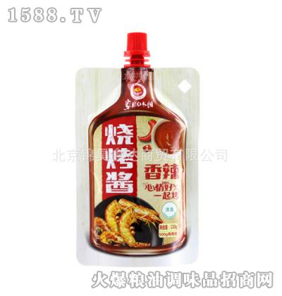 烧烤酱110g-草原红太阳