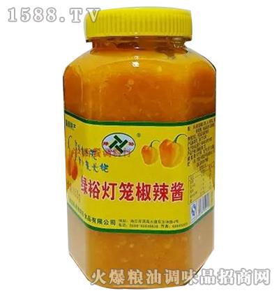 黄灯笼辣酱850g-绿裕