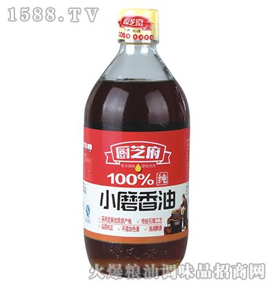 小磨香油(大瓶)-厨芝府