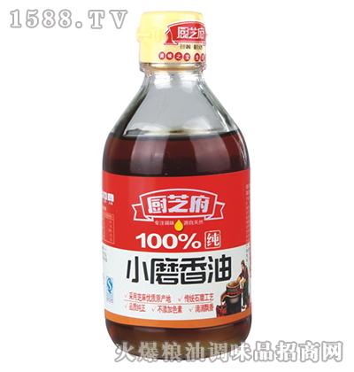 小磨香油(小瓶)-厨芝府