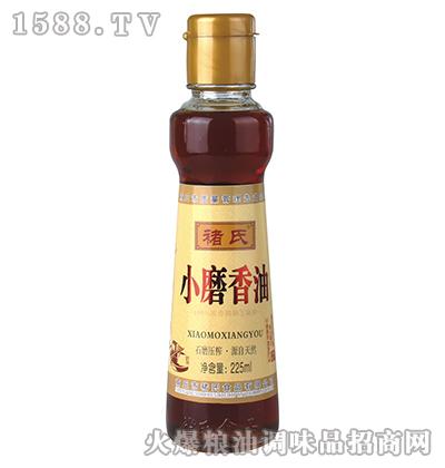 小磨香油225ml-褚氏