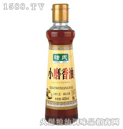 小磨香油400ml-褚氏