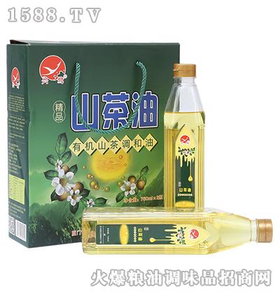 山茶籽油750ml-兴鹭