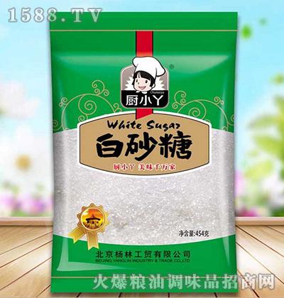 白砂糖454g-厨小丫