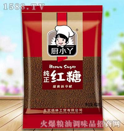 红糖(砂糖袋)400g-厨小丫