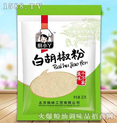 白胡椒粉40g-厨小丫