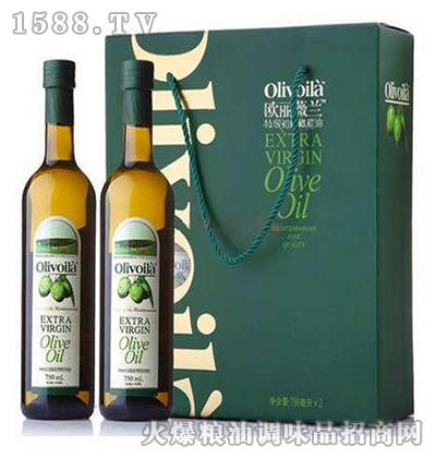 橄榄油礼盒750ml-阿戈森