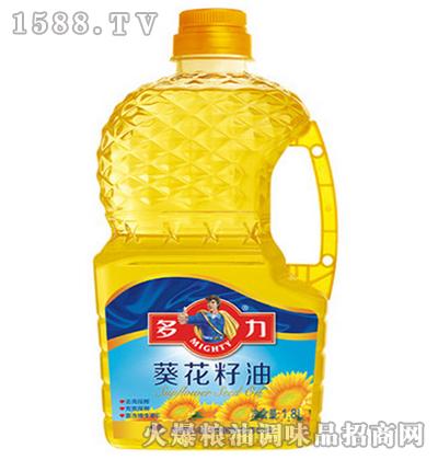 葵花籽油1.8L-多利