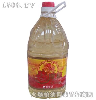 一级大豆油5L-福康星