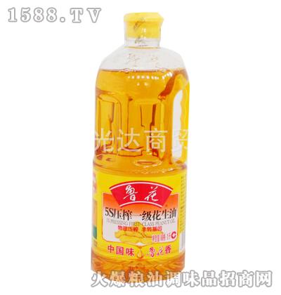5s压榨一级花生油1L-胡姬花