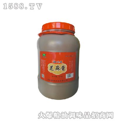 福禧康芝麻酱5kg