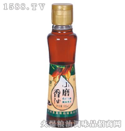 惠真-小磨香油115ml