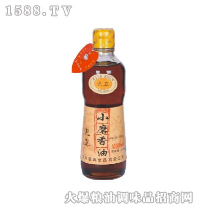 惠真-小磨香油415ml