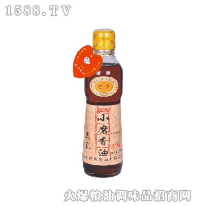 惠真-小磨香油320ml