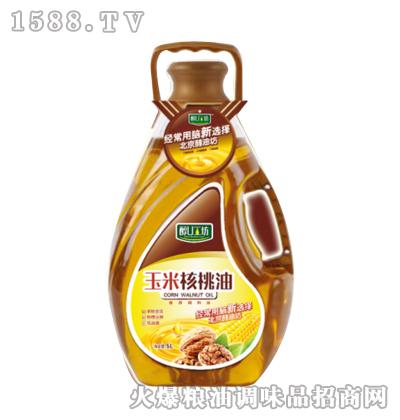玉米核桃油5L-醇U工坊