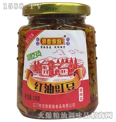 红油豇豆238克-顶香家族