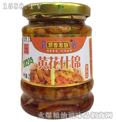 黄花什锦210克-顶香家族