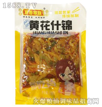 黄花什锦128克-顶香家族