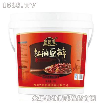 红油豆瓣6.5kg-倍倍泓