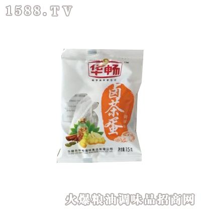 卤茶蛋15克-华畅