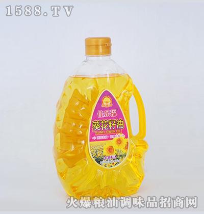 葵花籽油2.5L-佳乐福