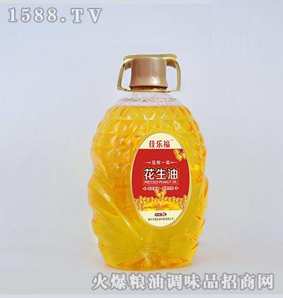 花生油5L-佳乐福