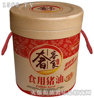 食用猪油(烘烤专用)25kg-奢客食