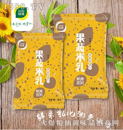 果蔬鲜米乳(苹果胡萝卜)40g-谷淦