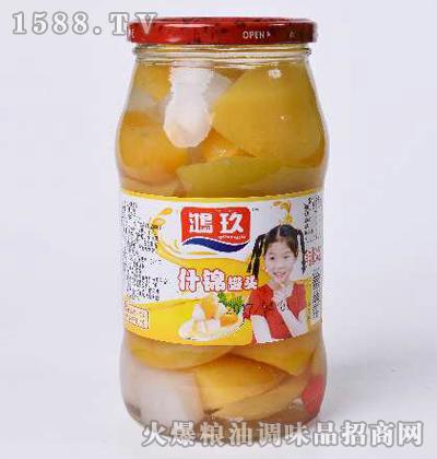 什锦罐头-鸿玖