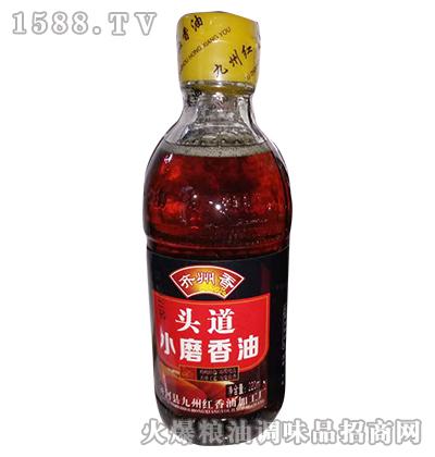 头道小磨香油220ml-齐州香